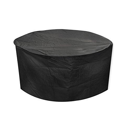 Vinteky® Multifuncional, Práctico, Resistente, Impermeable Cubierta Protectora de Muebles al exterior, Funda para los mesas/ sillas del jardín al aire libre