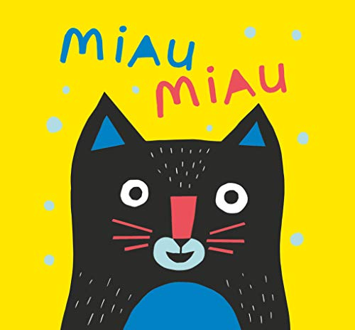 Miau Miau (Libros de tela)