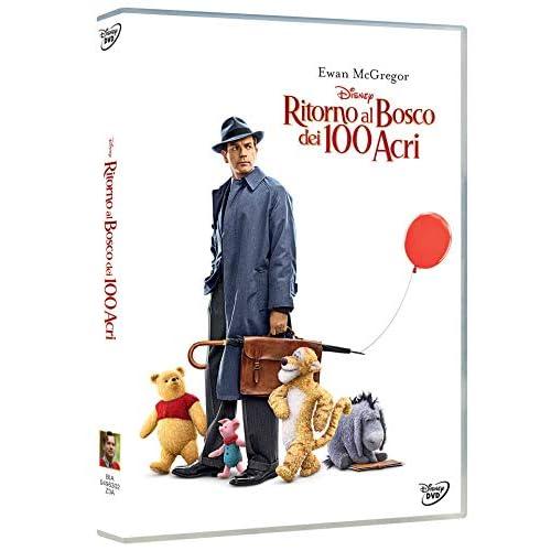 Ritorno al Bosco dei 100 Acri ( DVD)