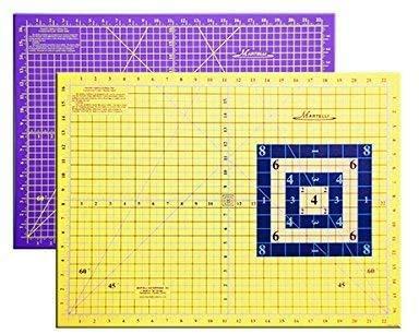 Martelli 18' x 24' Medium Self Healing Contrasting Cutting Sewing Mat