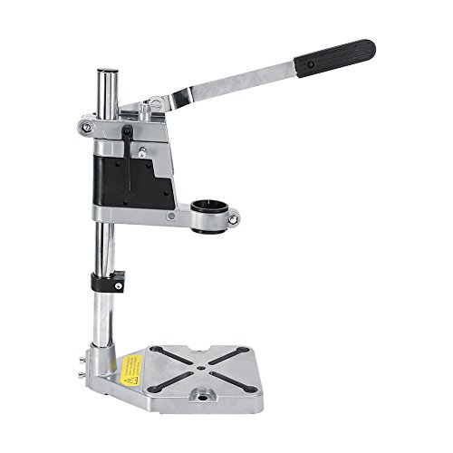 Review Of Adjustable Bench Top Mini Drill Press Holder Workbench Stand For Dril 43cm/38cm