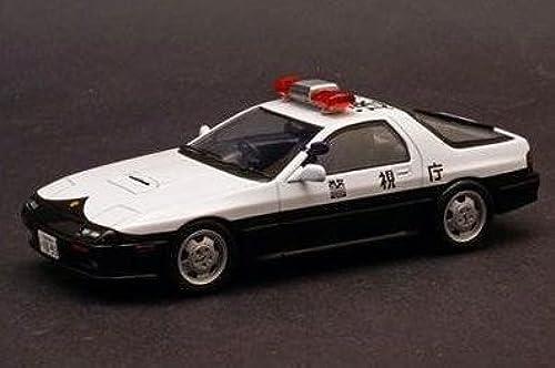 1 43 Mazda RX-7 FC3S Tokyo Metropolitan Police DepartHommest speed 11 (japan import)