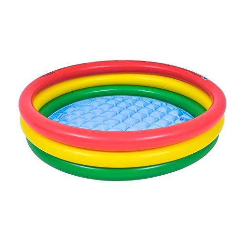 Makluce Opblaasbaar zwembad, multifunctioneel, draagbaar, verdikkend, slijtvast kinder-oceaan-badkuip, verjaardagscadeau