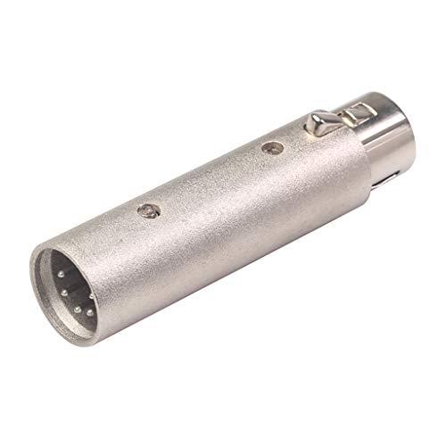 HomeDecTime Adaptador de Audio de Interconexión de Cabezales de Audio...