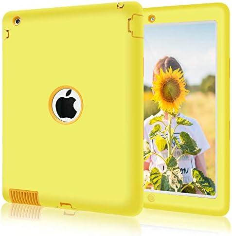 iPad 2 Case iPad 4 Case iPad 3 Case Fingic Heavy Duty Rugged Shockproof Rugged High Impact Case product image