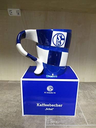 FC Schalke 04 Kaffeebecher Schal