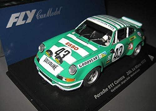 comprar ahora SCALEXTRIC Fly Porsche 911 Carrera DE DE DE Las 24 H. DE LE Mans 1973  los nuevos estilos calientes