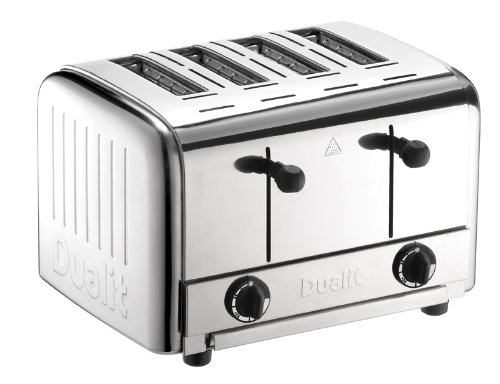 Dualit 49900 Catering 4-Slot Aufsteller Toaster
