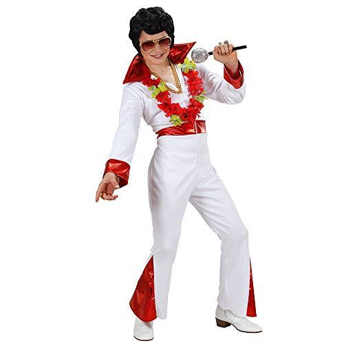 Widmann Sancto 74588 ? Enfants Costume Roi du Rock N 'Roll, Taille 158