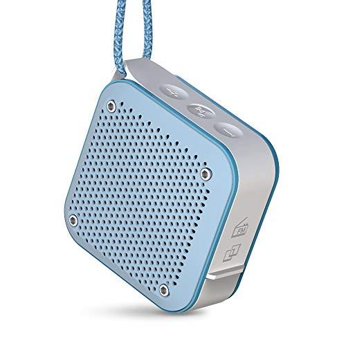 Energy Sistem Outdoor Box Shower Altavoz para la Ducha con Bluetooth (TWS, Splash/Shockproof, 5W, microSD MP3, Radio FM)