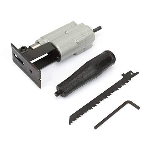 Herramienta de sierra de calar de taladro alternativo de taladro eléctrico multifunción