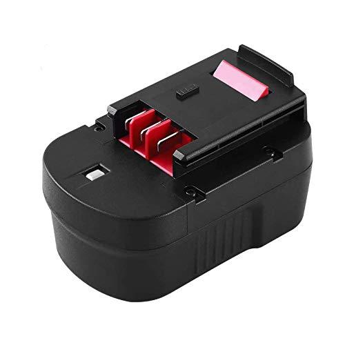 [Upgraded 3600mAh] HPB14 Replacement for Black and Decker 14.4V Battery Ni-Mh Firestorm FSB14 FS140BX 499936-34 499936-35 A14 A144EX A1714 BD1444L HPD14K-2 CP14KB HP146F2 HP148F2R Cordless Power Tool