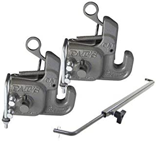 Category #1 Pat's Easy Change with Stabilizer Bar - Best Quick Hitch System On The Market – Flexible, Durable and Affordable