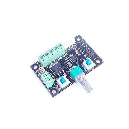 ANGEEK Stepper Motor Drive Simple Controller Speed Reversing Control Pulse PWM for 3D Printing