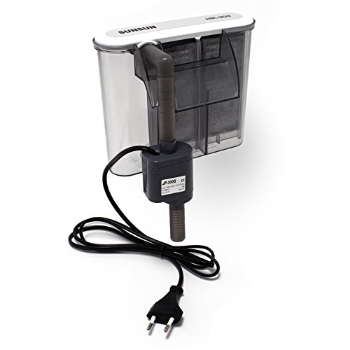 SunSun HBL-302 Hang on Filter aanhangerfilter 350 l/h tot 20 l aquarium filter