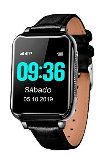 Elderly Watch, el Reloj-teléfono con GPS y medidor de tensión Que cuida de Nuestros Mayores…