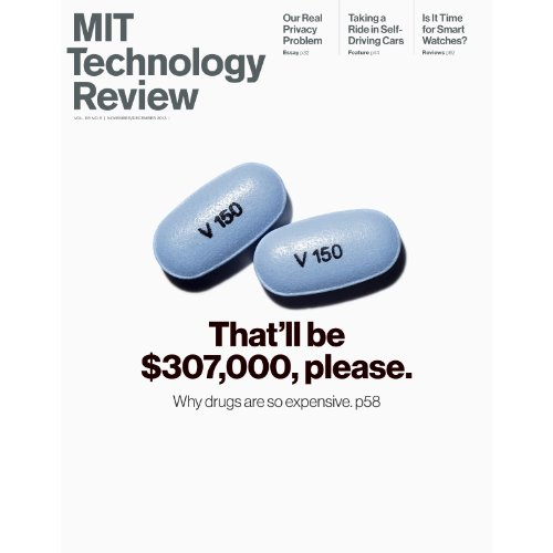 Audible Technology Review, November 2013 cover art