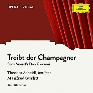 Mozart: Don Giovanni, K. 527: Treibt der Champagner (Sung in German)
