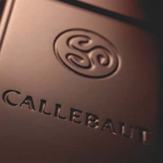 Callebaut Dark Baking Chocolate Callets - 54.5% Cacao - 11 lb