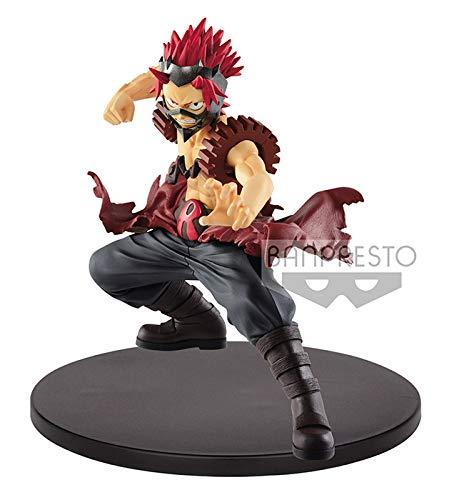 Banpresto- My Hero Academia Statue, Idea Regalo, Personaggio, Multicolore, 85150