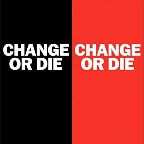 Change or Die audiobook cover art
