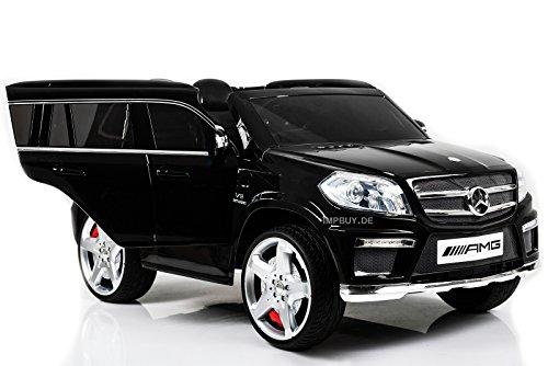 Mercedes-Benz GL63 AMG SUV Jeep Kinder Auto Kinderfahrzeug 2x 35W 12V MP3
