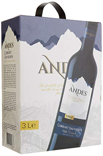 Andes Cabernet Sauvignon Chile Bag-in-box (1 x 3 l)