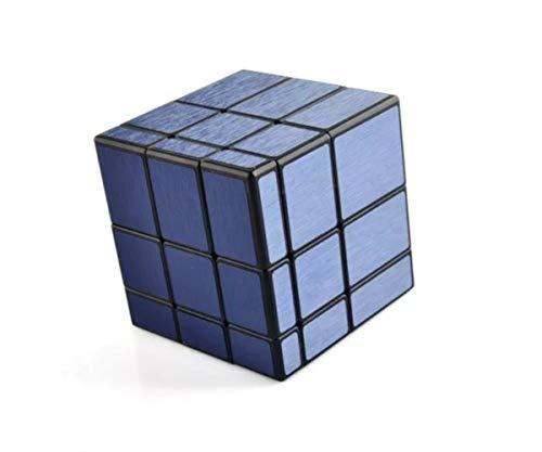 QiYi Mirror Cube Azul - modificación del Cubo 3x3