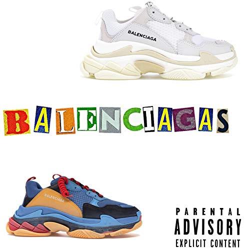 Balenciagas (feat. YungMark) [Explicit]