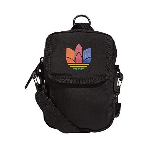 adidas National Festival Crossbody Bag, Black/Multi