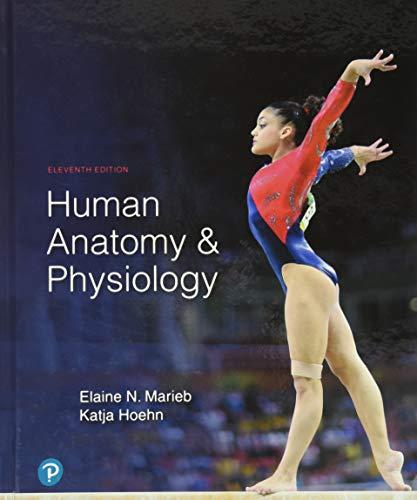 Human Anatomy & Physiology (9780134580999)