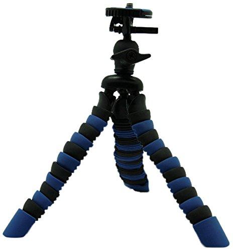 Ideale Solution MiniFlex statief voor compacte camera's, zwart