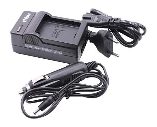 vhbw Akkuladegerät kompatibel mit GoPro HD Hero 1, 2, 960, Helmet, Motorsports, Naked, Surf Digitalkamera, Camcorder, Action Cam-Akku - Ladeschale