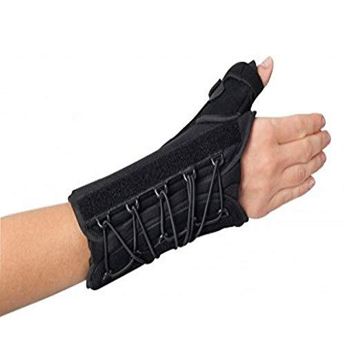 ProCare 79-87480 Quick-Fit WTO Wrist/Thumb Support Splint, Right, Universal