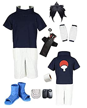 Best sasuke blue outfit Reviews