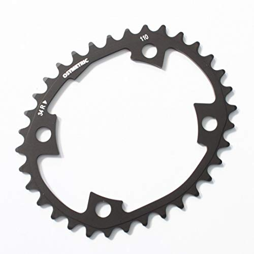 Osymetric Chainring BCD110x4 34T for Shimano 9000, 6800, 5800