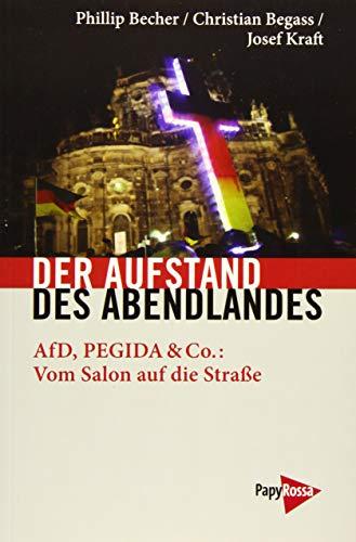 Der Aufstand des Abendlandes: AfD, PEGIDA & Co.: Vom Salon auf die Straße (Neue Kleine Bibliothek)