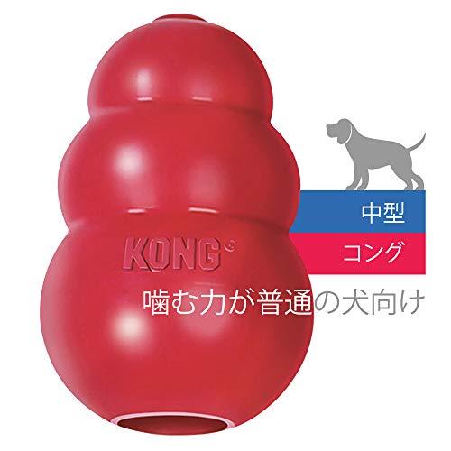 Kong(コング)犬用おもちゃコングMサイズ