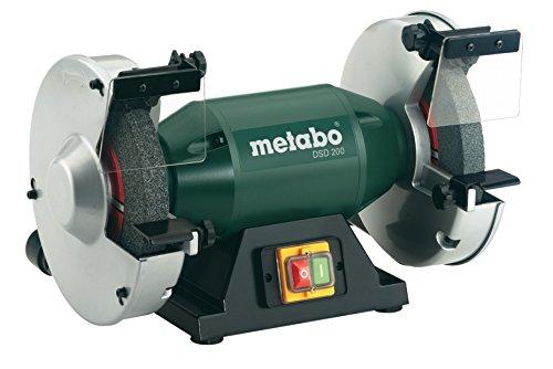 Metabo 619201000 Doppelschleifmaschine DSD 200 750W