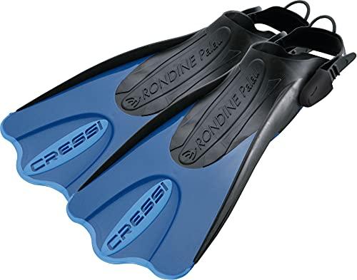 Cressi Sub S.p.A. Palau Saf Palme de snorkeling Blue/Azure XS/S (35/38)