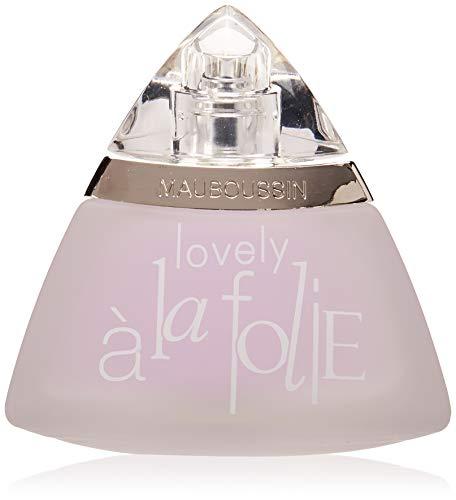 Parfum pour femme Mauboussin - Parfum féminin Lovely À La Folie - Eau de parfum, 50 ml