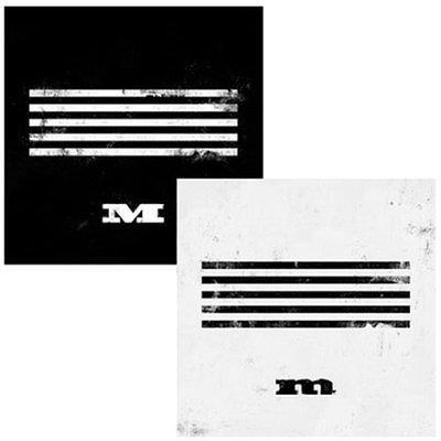 BIGBANG - MADE SERIES [M] CD + Photobook + Photocard + Puzzleticket (M or m version)