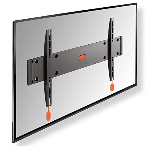 Vogel's BASE 05M flache TV Wandhalterung für 32-55 Zoll (81-140 cm) Fernseher, Flach, Max. 30 kg, Halterung auch für LED, QLED und OLED Fernseher, TÜV-zertifiziert, VESA 100 x 100 bis 400 x 400