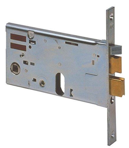 Cisa 8015345074571 14460-80-0 - Cerradura eléctrica con cilindro ovalado