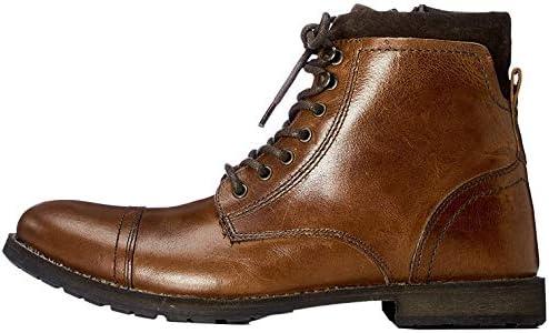 find. Max Zip Worker Botas Clasicas Men's, Marrón (Casual Tan), 43 EU