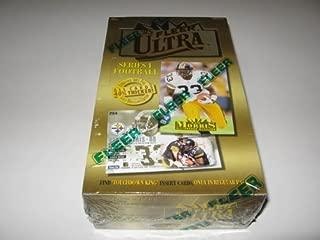 1995 fleer ultra football cards