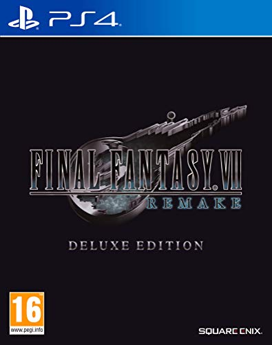 Final Fantasy VII HD Remake Deluxe Edition [Playstation 4] [PEGI-AT]