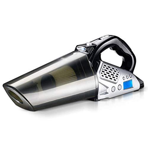 HNLSKJ Aspirador del Coche de múltiples Funciones de la Bomba de Aire del Coche con Alta Potencia del Coche de energía del hogar Dedicado Doble Uso del Coche Limpiador vacum tiburón ggsm