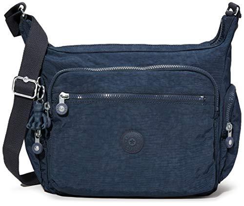 Kipling Gabbie, Crossbody Donna, Blue Blue 2, 18.5x35.5x30 cm