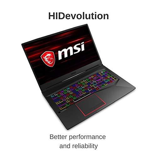 Compare HIDevolution MSI GE75 Raider 10SFS (MS-GE75226-HID1) vs other laptops